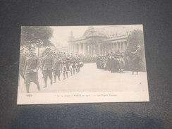MILITARIA - Carte Postale - Les Pipers Ecossais à Paris Le 14 Juillet 1916 -  L 11672 - Weltkrieg 1914-18
