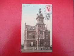 CPA BELGIQUE RANSART HOTEL DE VILLE - Belgium