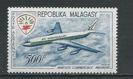 MADAGASCAR  Scott C71 Yvert PA88 (1) ** Cote 8,00 $ 1963 - Madagascar (1960-...)