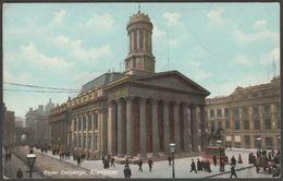 Royal Exchange, Glasgow, C.1905-10 - Tuck's Postcard - Lanarkshire / Glasgow