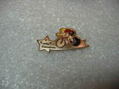 Pin's Vélos, Cyclisme: EFC Bicycles GENDRON - Cycling