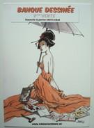 Jung. - Carte Postale Pour Banque Dessinée 9e Vente. - 2008. - Bandes Dessinées
