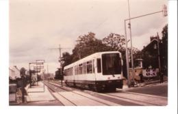 Photo Originale-Nantes-1984-Strassenbahn-Tramway-Tram-dim. 13x8,8cm - Trains