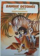 Frank Pé. - Carte Postale Pour Banque Dessinée 11e Vente. - 2009. - Bandes Dessinées