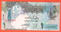 Qatar 1 One Riyal Oiseau - Qatar