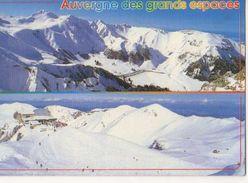 63 LES MONTS DORE Et Le Puy De Sancy Pas De L'ane Val D'enfer Val De Courre Puy Redon Puy De Cliergue - Other Municipalities