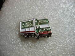 Pin's Camion Des Transports ROYNEAU à Chartres - Transportation