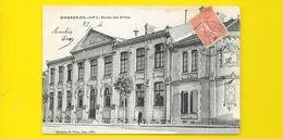MARANS Ecole Des Filles (Prax) Chte Mme (17) - Autres Communes