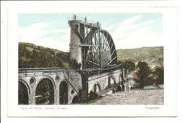 Isle Of Man. Laxey Wheel. - A.H. & S.M. - Isle Of Man