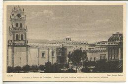 BOLIVIA ENTERO POSTAL STATIONARY CATEDRAL Y PALACIO DE GOBIERNO CATHEDRAL - Bolivia