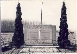 Rotselaar Monument Slag Bij De Molen 1914-1918 - Rotselaar