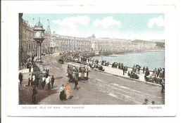 Douglas Isle Of Man. The Parade. - A.H. & S.M. - Isle Of Man