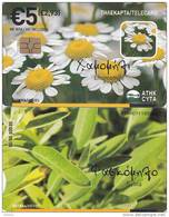 CYPRUS - Chamomile/Salvia, Tirage 50000, 06/08, Used - Cyprus
