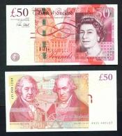 UNITED KINGDOM  -  2010  £50  UNC - 1952-… : Elizabeth II