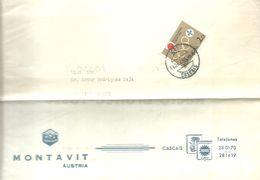LETTER 1964 CASCAIS - 1910-... República