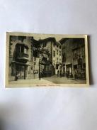 Cartolina Ala Piazzetta Cantore Non Viaggiata - Trento