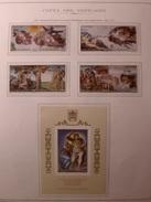 VATICANO 1994 ANNATA COMPLETA NUOVA ** MNH VAL. CAT. UNIFICATO € 46,00 - Ungebraucht