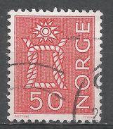 Norway 1962. Scott #424 (U) Boatswain's Knot - Norvège