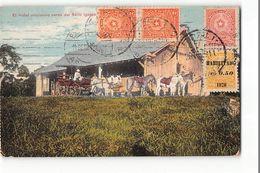 16236 PARAGUAY EL HOTEL PROVISORIO CERCA DEL SATO IGUAZU - Paraguay