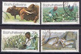 Bophuthatswana Used Set - Agriculture