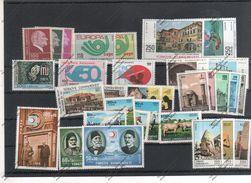 TURQUIA  SERIE 1964 A 1973 - Turkey