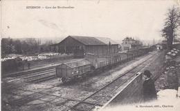 CPA  De  EPERNON  (28)  -  Gare  Des  Marchandises  //  TBE  (sauf Carte Recollée Avec Des Parties Gondolées) - Epernon