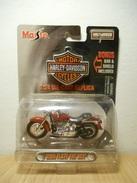 HARLEY-DAVIDSON MAISTO 1:24 2000FLSTF FAT BOY - Motorcycles