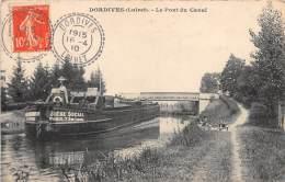 45 - LOIRET / Dordives - 452646 - Le Pont Du Canal - Dordives
