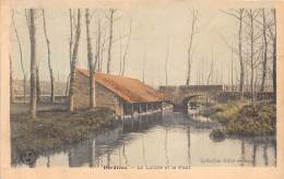 45 - LOIRET / Dordives - 452647 - Le Lavoir Et Le Pont - Dordives