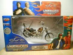 AMERICAN CHOPPER OLD SCHOOL CODY PROJET 2 - Motorcycles