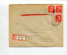 Deutsches Reich / 1927 / Reco-Bf. MeF Ex Muenchen (02114) - Germany