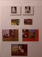 VATICANO 2007 ANNATA COMPLETA NUOVA ** MNH VAL. CAT. UNIFICATO € 96,00 - Vaticano