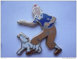Pin S Bd Tintin Herge Tbq - Comics