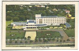 REPUBLICA DOMINICANA ENTERO POSTAL STATIONERY HOTEL JARAGUA - Vacaciones & Turismo