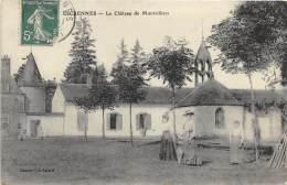 45 - LOIRET / Escrennes - 452802 - Château De Montvilliers - Frankrijk