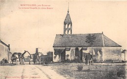 45 - LOIRET / Escrennes - 452816 - Montvilliers - Curieuse Chapelle Du Vieux Manoir - Frankrijk