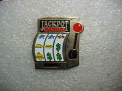 Pin's Machine à Sous, Casino, Jackpot - Games