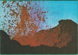 La Réunion - Le Volcan - Eruption 1983 - Editeur: Sogepro - La Réunion