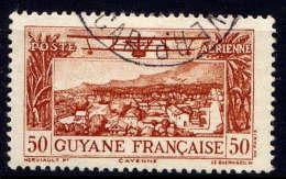 GUYANE - A20° - VUE DE CAYENNE - Usados