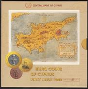 CYPRUS  EURO SET 2008 BU FOC - Cyprus