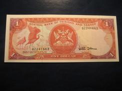 1 Dollar TRINIDAD AND TOBAGO Unused UNC Banknote Billet Billete - Trinité & Tobago