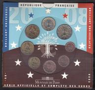 FRANCE  EURO SET 2008 BU SEALED - Frankrijk