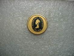 "Pin's  ""Madame TUSSAUD"" 1761 - 1850 - Celebrities"
