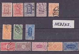 Timbres Arabie Saoudite, Hedjaz. - Arabie Saoudite