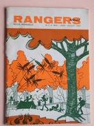 RANGERS Scout Revue Mensuelle - Edition N° 5 / 6 Mai - Juin - Juillet 1969 ( Voir Photo ) ! - Scoutisme