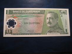 1 Quetzal 2008 GUATEMALA Unused UNC Banknote Billet Billete - Guatemala