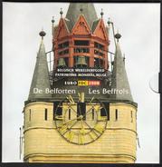BELGIUM  EURO SET 2008 BU FOC Incl. MEDAL - Belgium