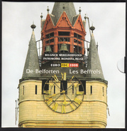 BELGIUM  EURO SET 2008 BU FOC Incl. MEDAL - Bélgica