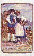 Cpa Fête Des Vignerons Vevet  1905 - Suisse