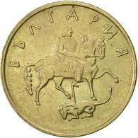 Bulgarie, 20 Stotinki, 1999, Sofia, TB+, Copper-Nickel-Zinc, KM:241 - Bulgaria